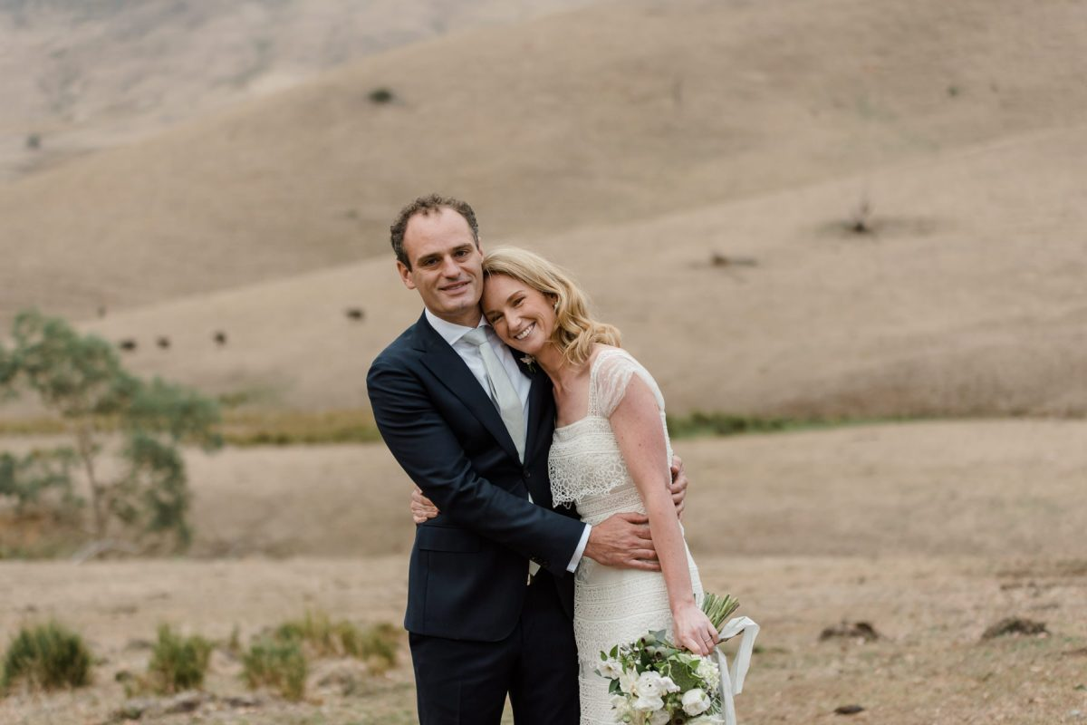 Amy + Dugald : : Adelong Wedding