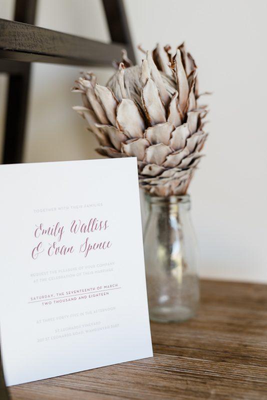Emily + Evan : : Wahgunyah Wedding : : Rutherglen Wedding Photographer
