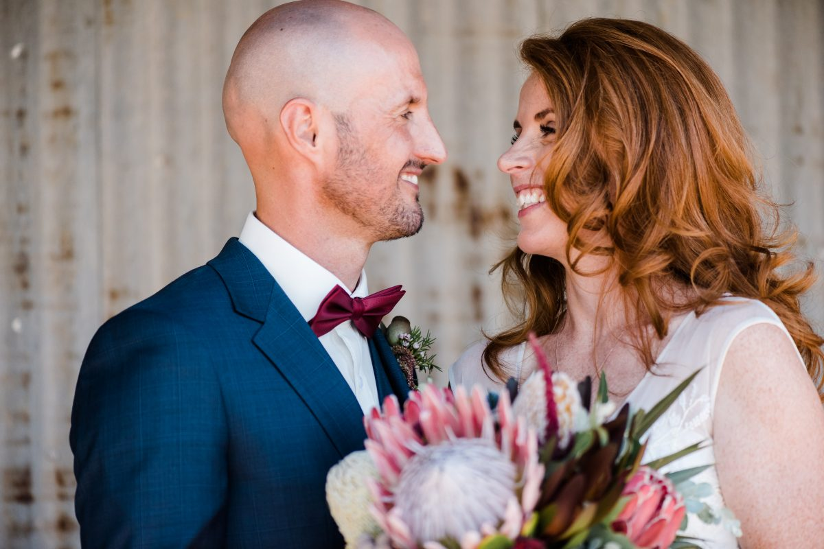 Sarah + Adam : : Albury Wedding : : Rutherglen Wedding Photographer