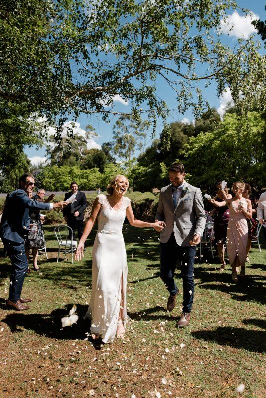 Cat + Jesse : : Daylesford Wedding : : Rutherglen Wedding Photographer