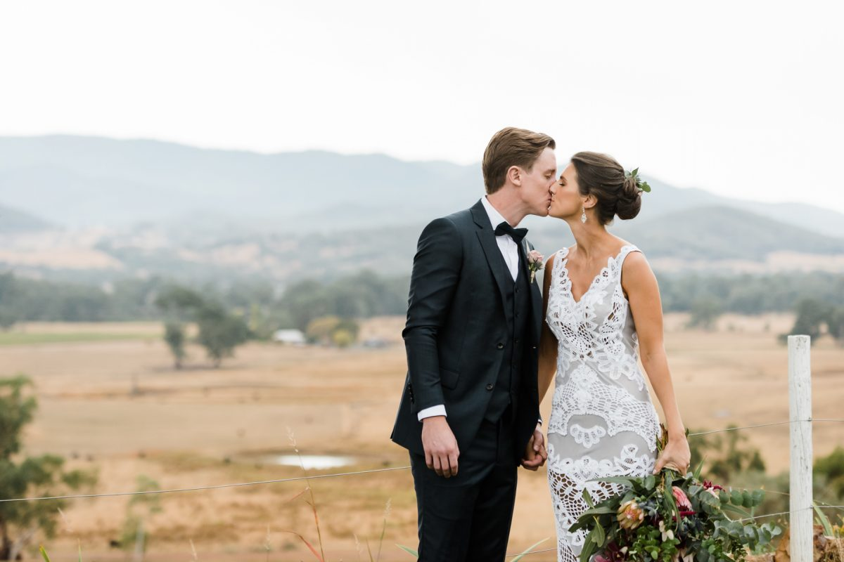 King Valley Wedding : : Slideshow