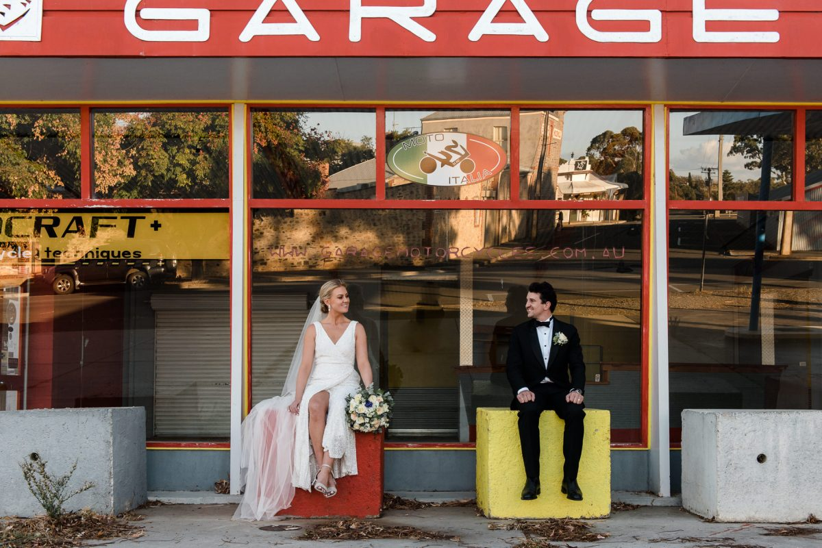 Alice +Simon – Strathalbyn Wedding