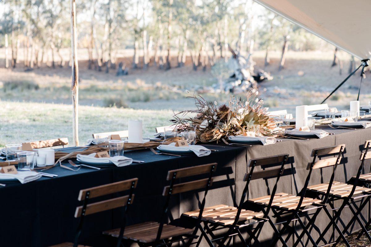 Bedouin Stretch Tent : : Albury Weddings : : Rutherglen Wedding Photographer