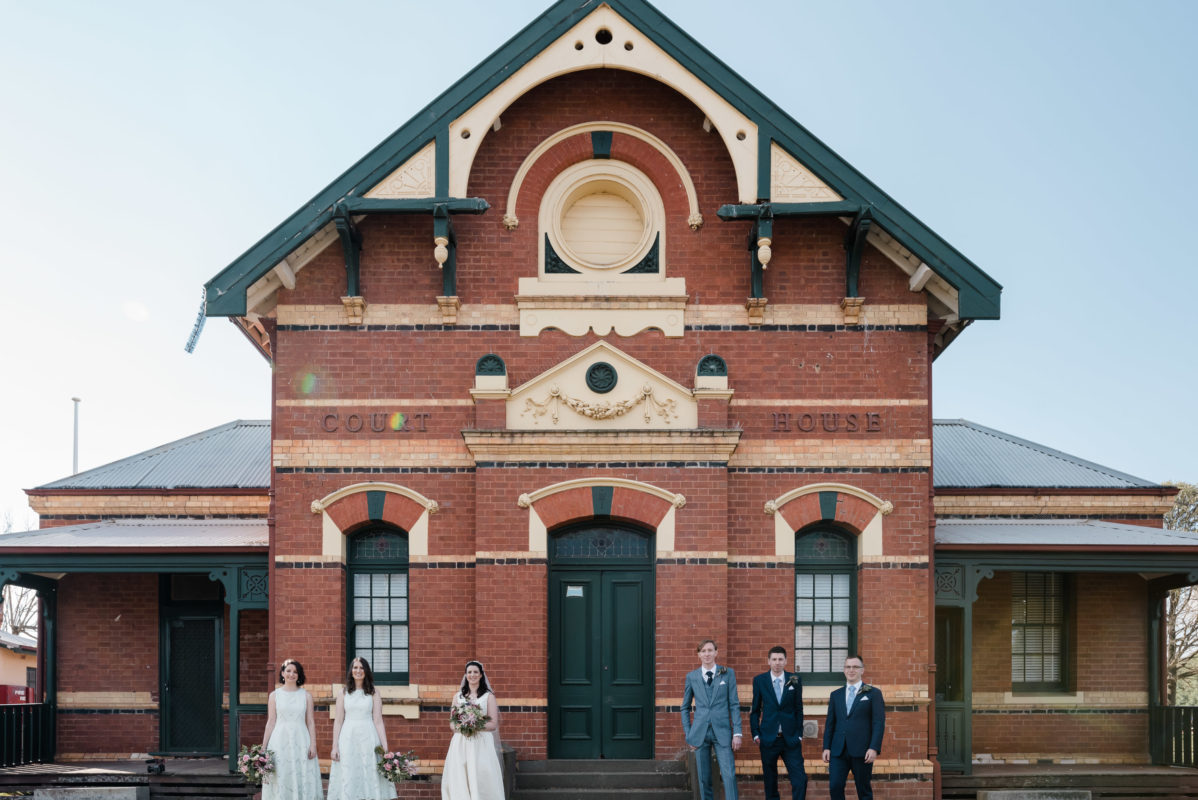 Jocelyn + Alex : : Corowa Wedding