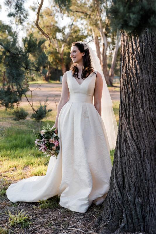 Jocelyn + Alex : : Corowa Wedding