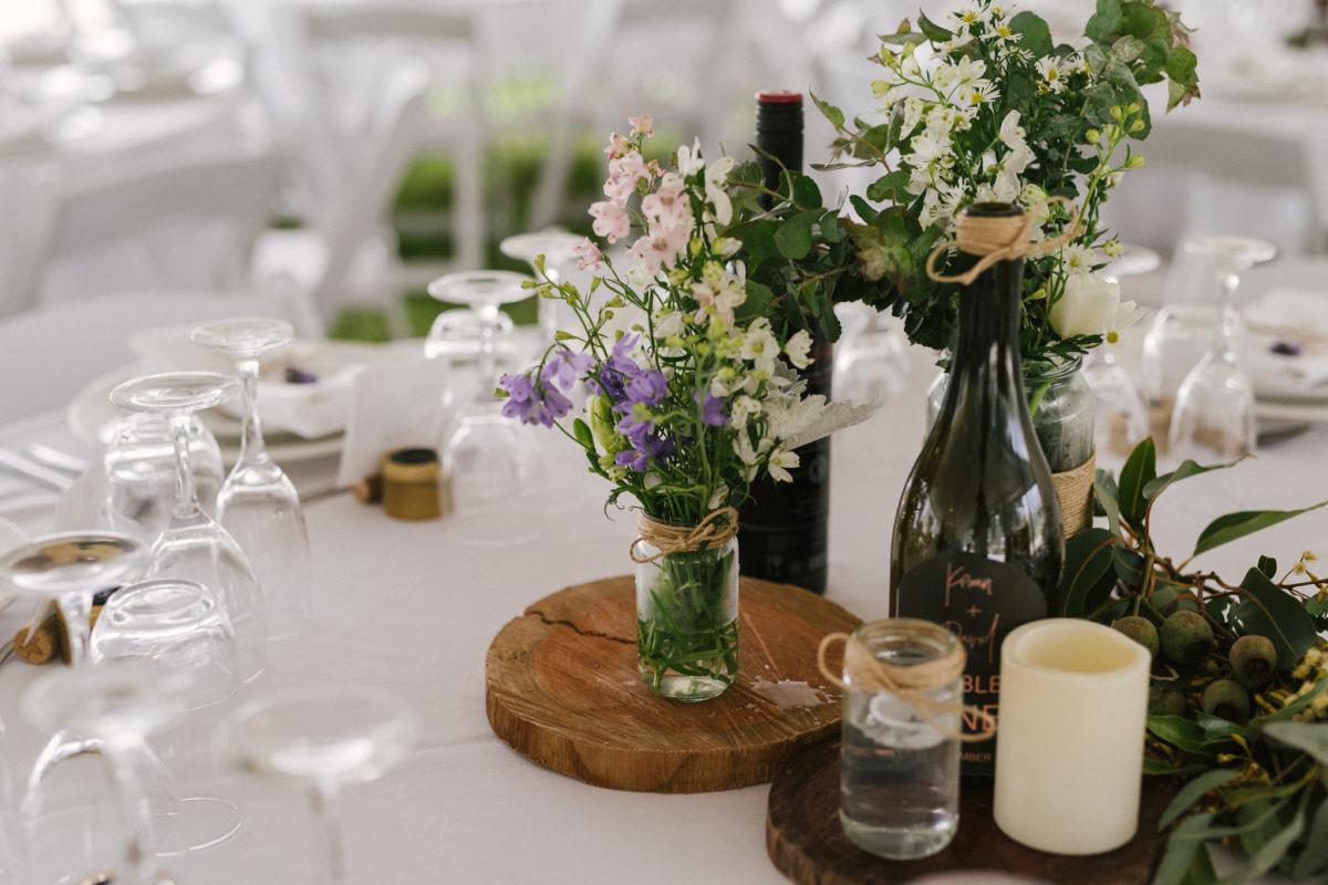 Keiran + David – Rutherglen Wedding