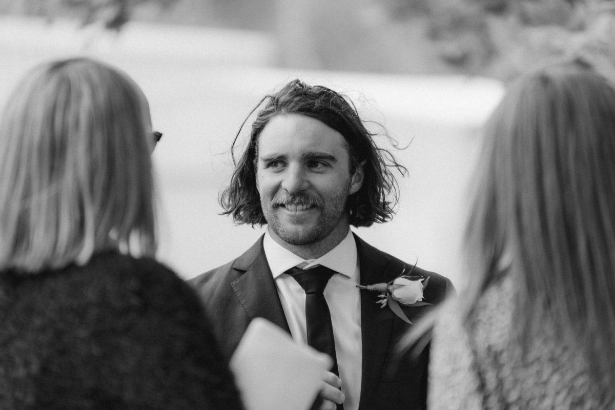 Olivia + Tom – Benalla Wedding