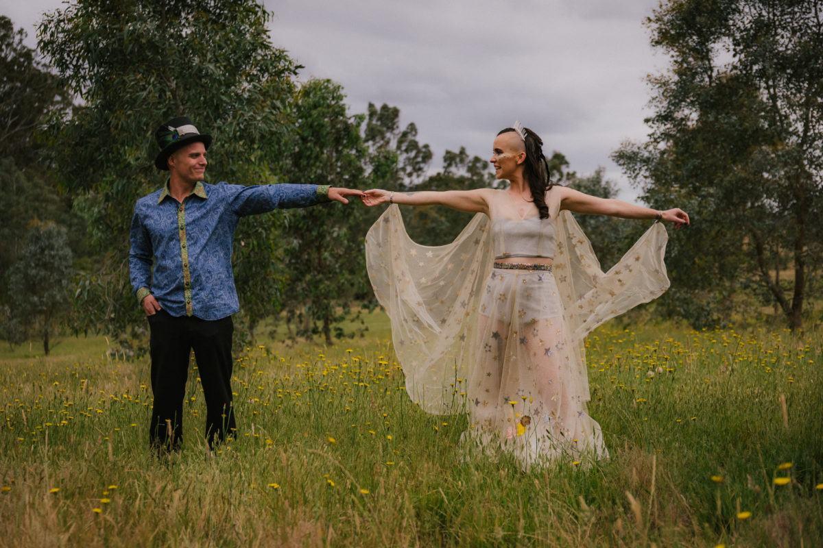 Kendall + Luke – Moorngag Hall