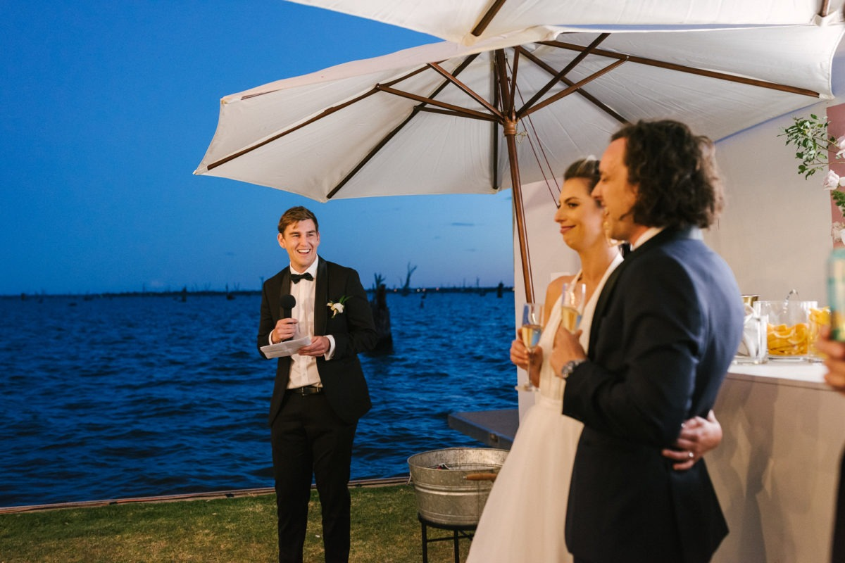 Katie + Simon – Mulwala Wedding