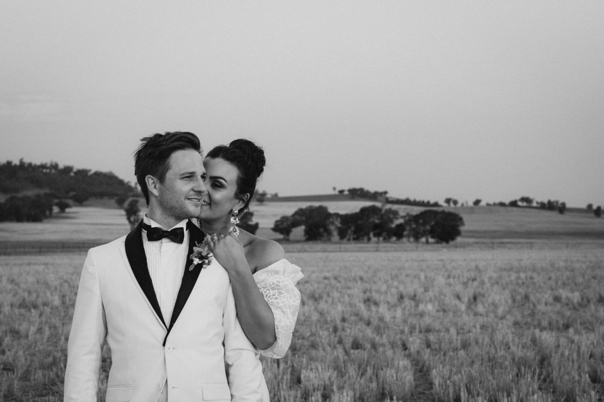 Emma + Kerrod – Wagga Wedding