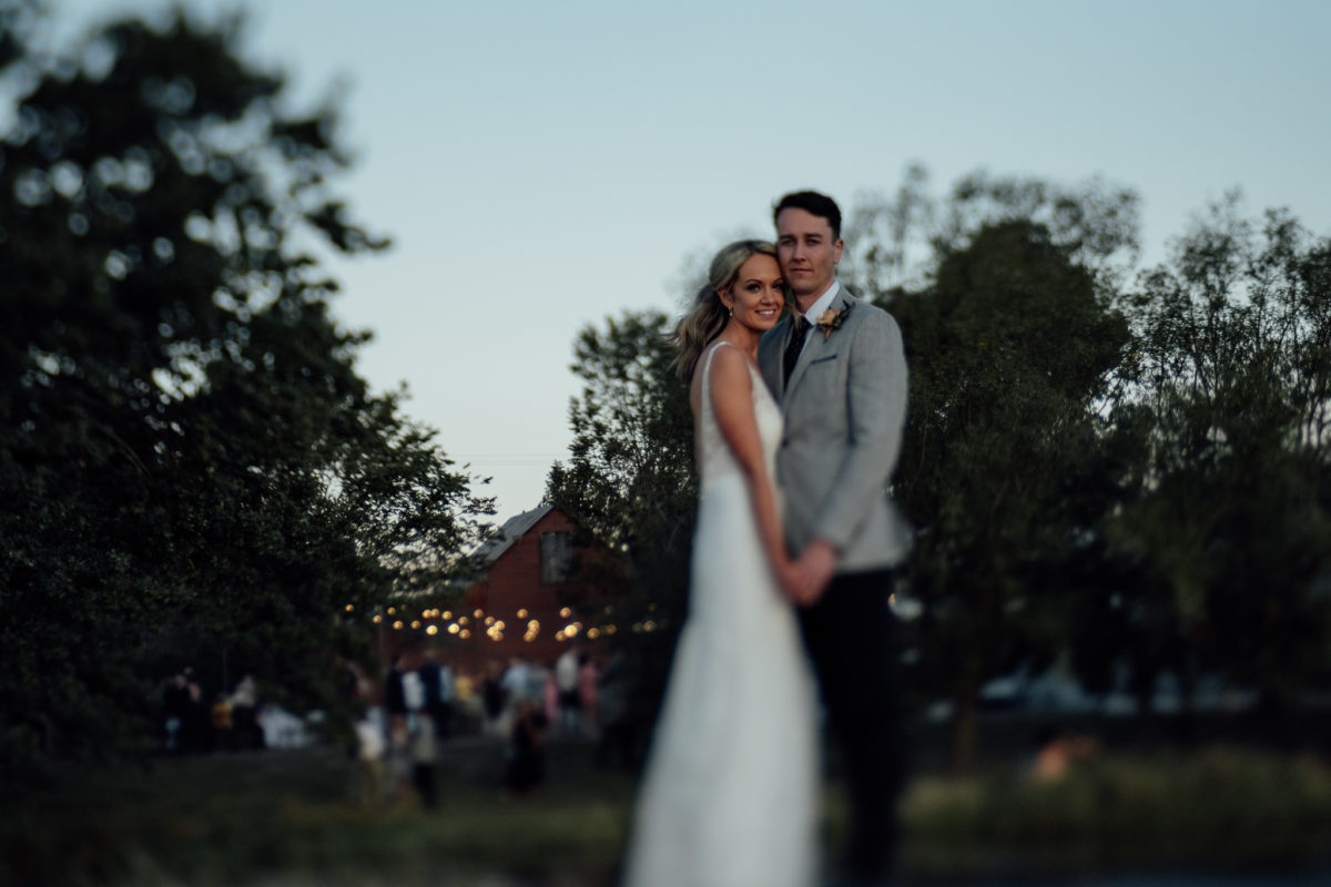 Jennifer + Tom – Mansfield Wedding