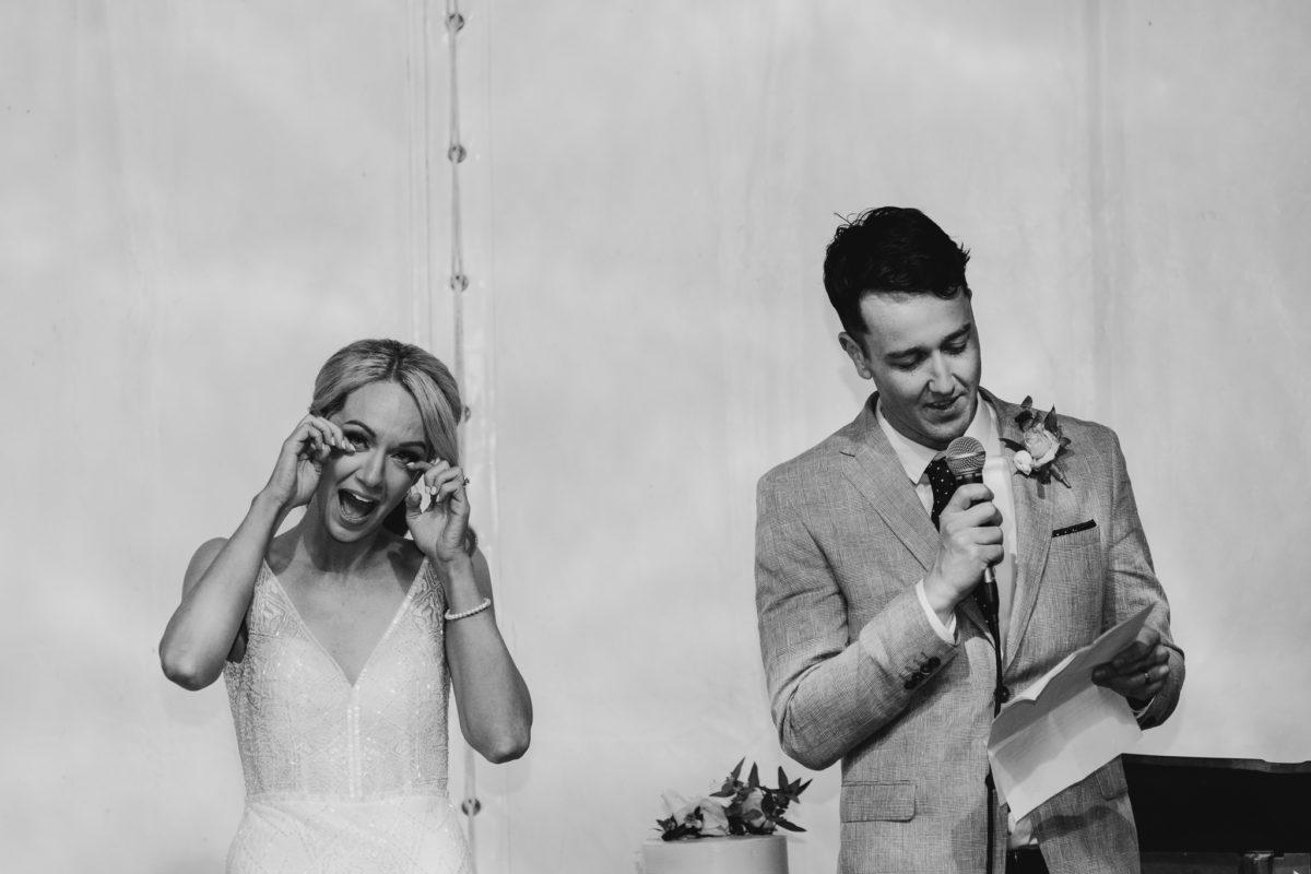 Jennifer + Tom – Mansfield Wedding