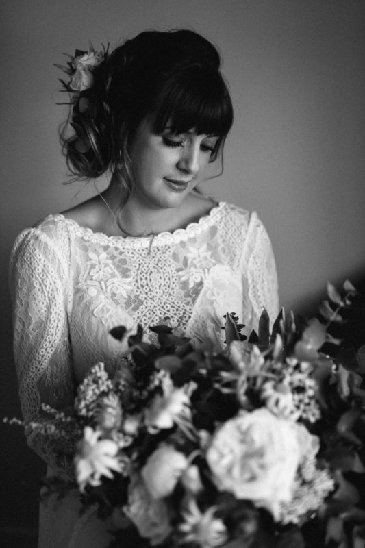 Lisa + Nick – Backyard Wedding Adventure