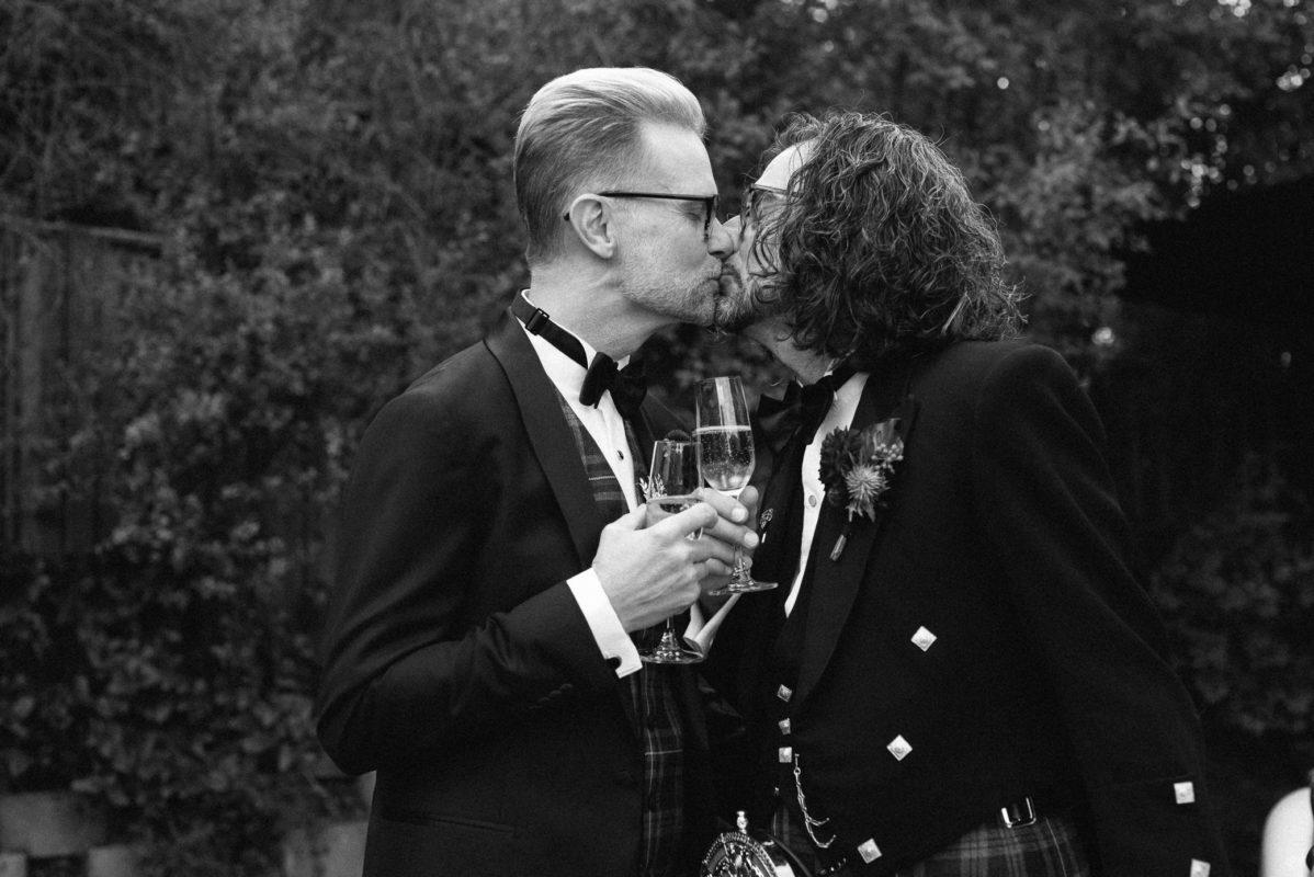 Craig + Norman – Albury Wedding