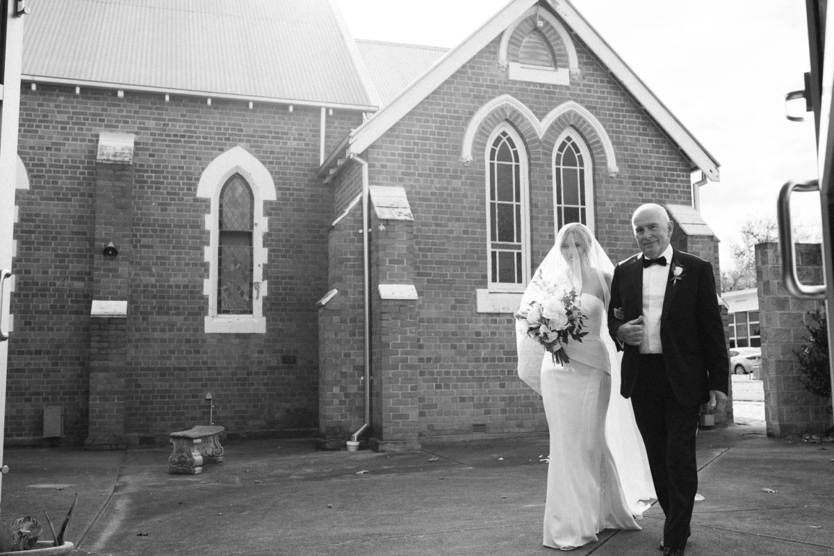 Bianca + Nic – Chrismont Wedding